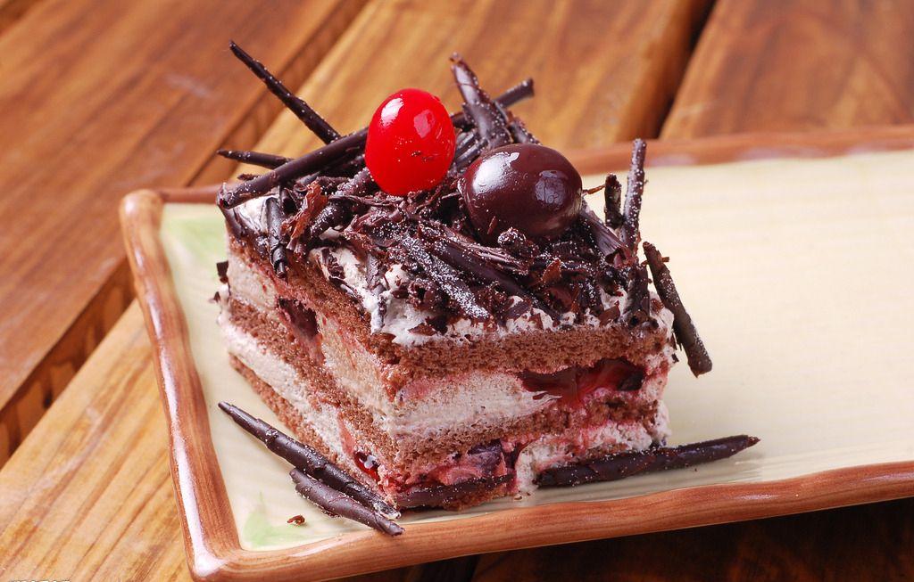 甜点大师黑森林蛋糕