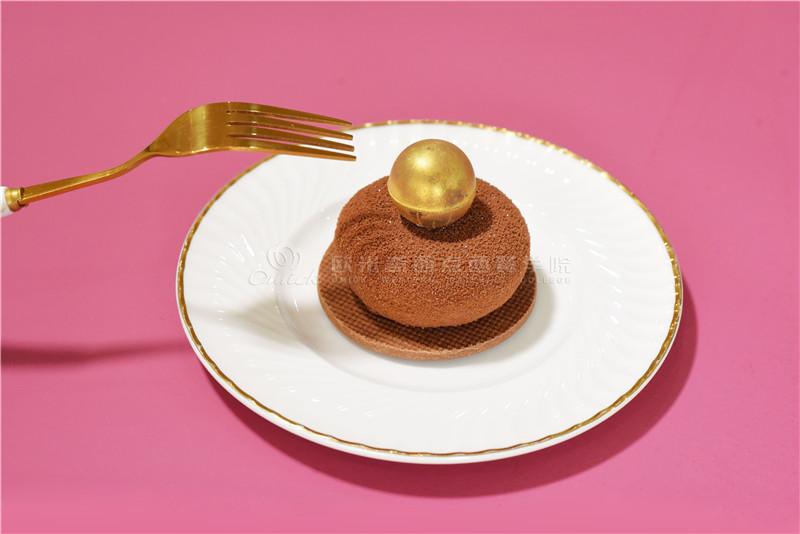 法式甜品简笔画
